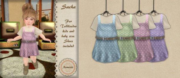 sacha blog
